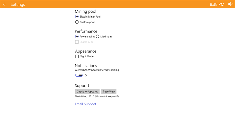 Download Bitcoin Miner - Windows - Free Personal Finance Apps