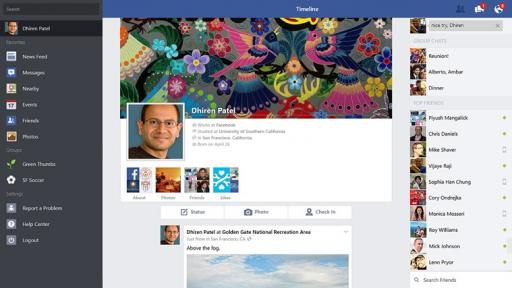 Facebook indir - Windows - Windows 8 1 için Resmi Facebook