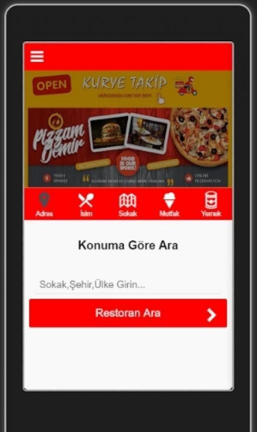 Yemek Siparişi Online Indir Android Yeme Içme Uygulaması Indircom